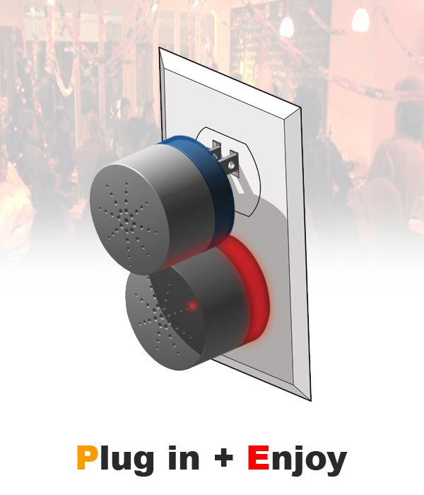 World S Simplest Plug In Speakers Cool Stuff Cool Gadgets