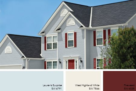 High Quality Exterior Paint Color Ideas