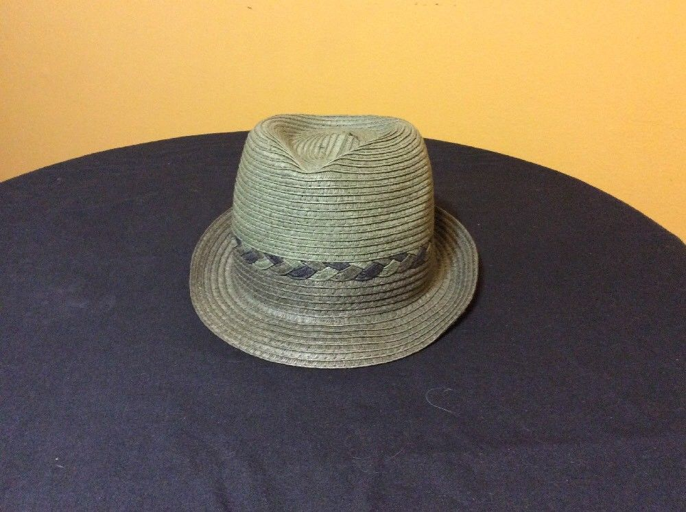 Mens Straw Hat By Banana Republic  23fad3d7582