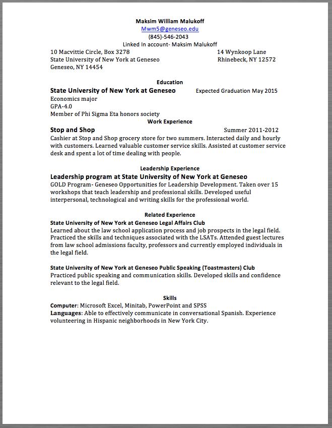 Retail Brand Ambassador Job Description Resume  Http