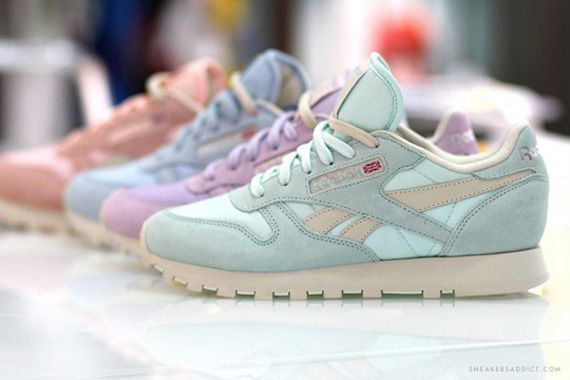 info for 08c81 e184e Reebok Classic Pastel Pack | I ♥ Sneakers | Schuhe ...