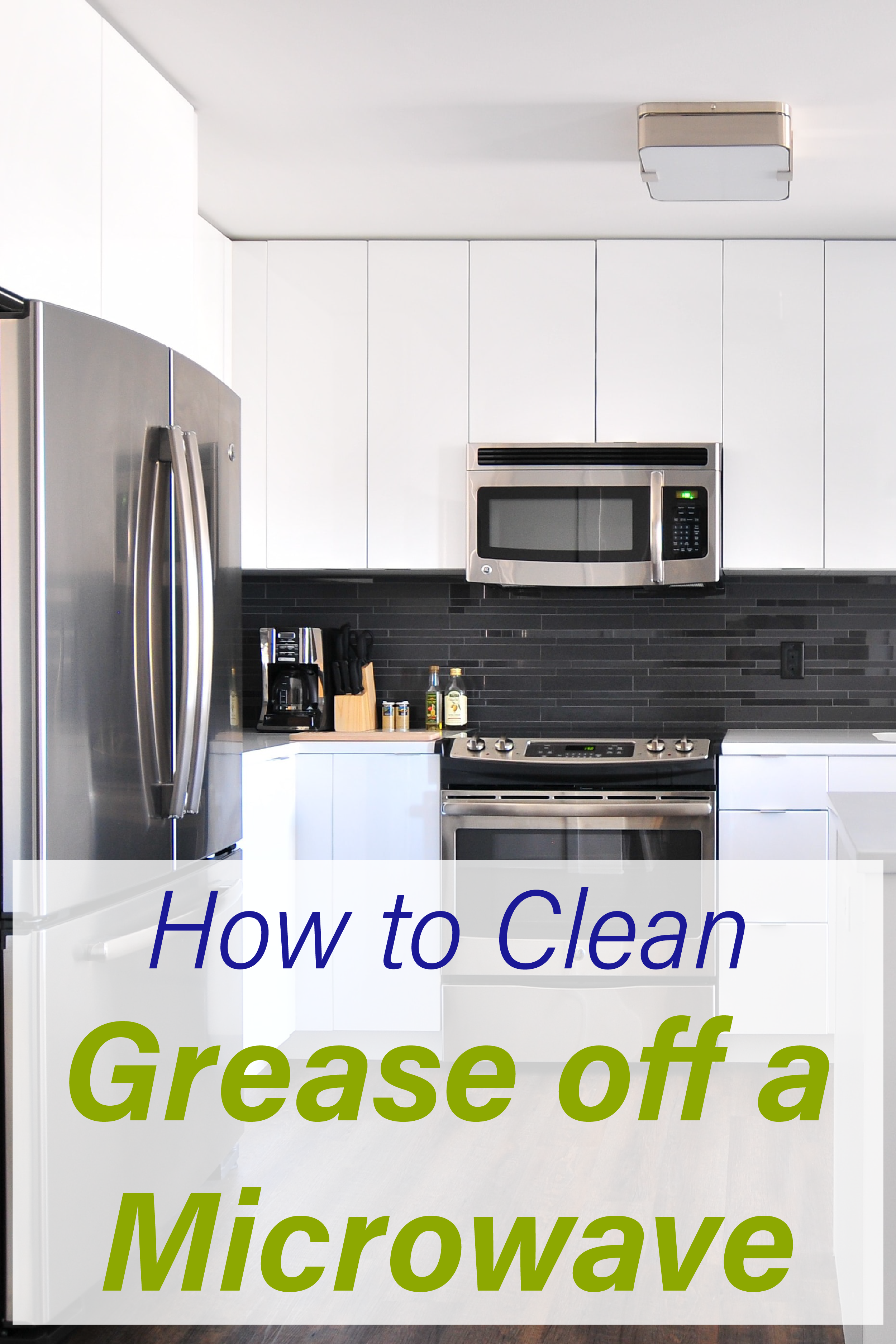 How To Remove Grease From Kitchen Tiles