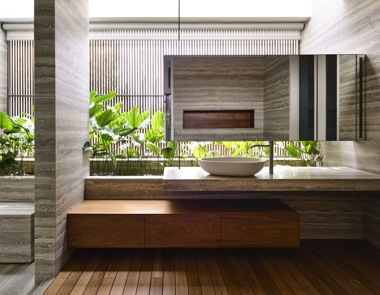 Galeria De Casa Bt Ong Ong Pte Ltd 8 Bathroom Interior House Design