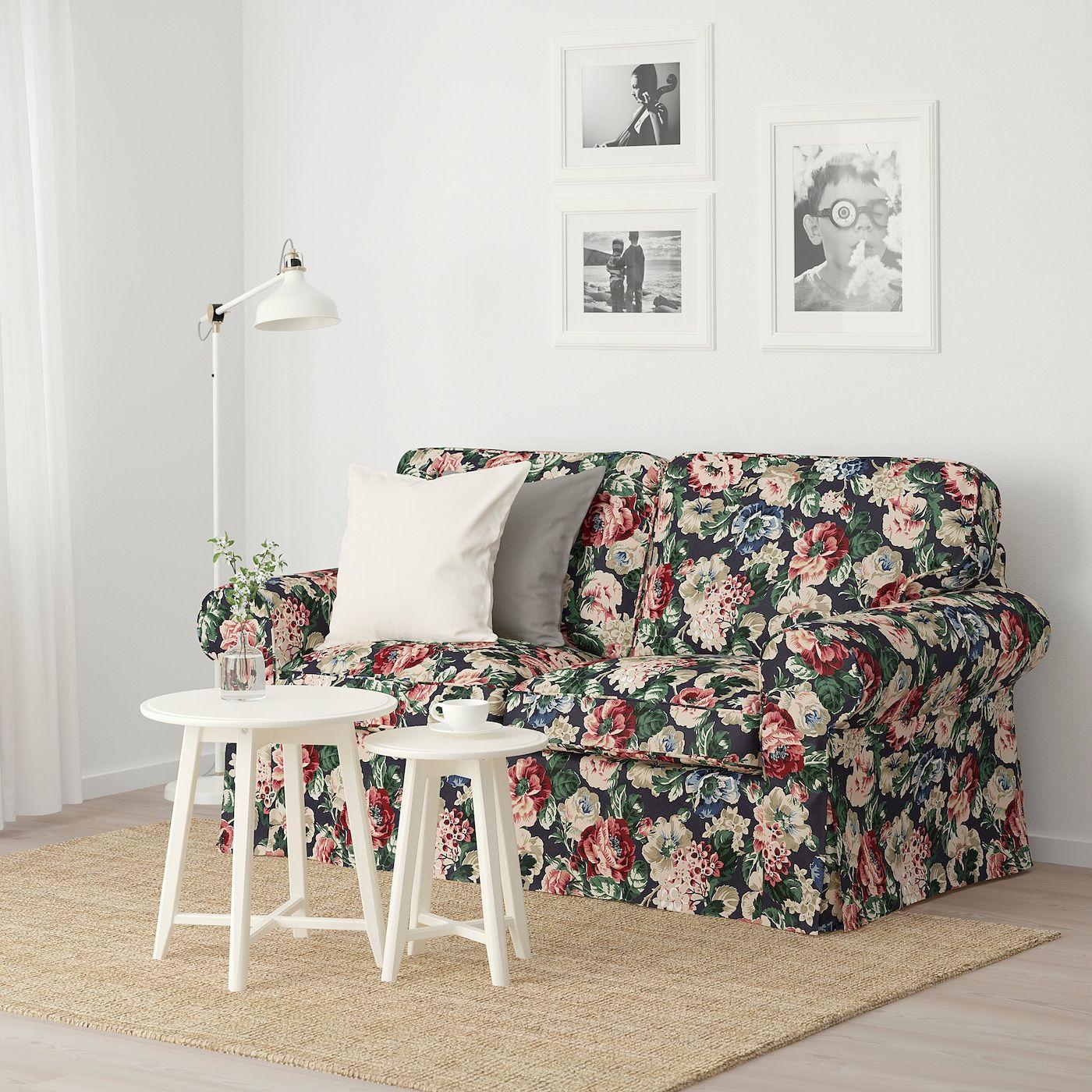 IKEA EKTORP Loveseat Lingbo multicolor Ektorp sofa