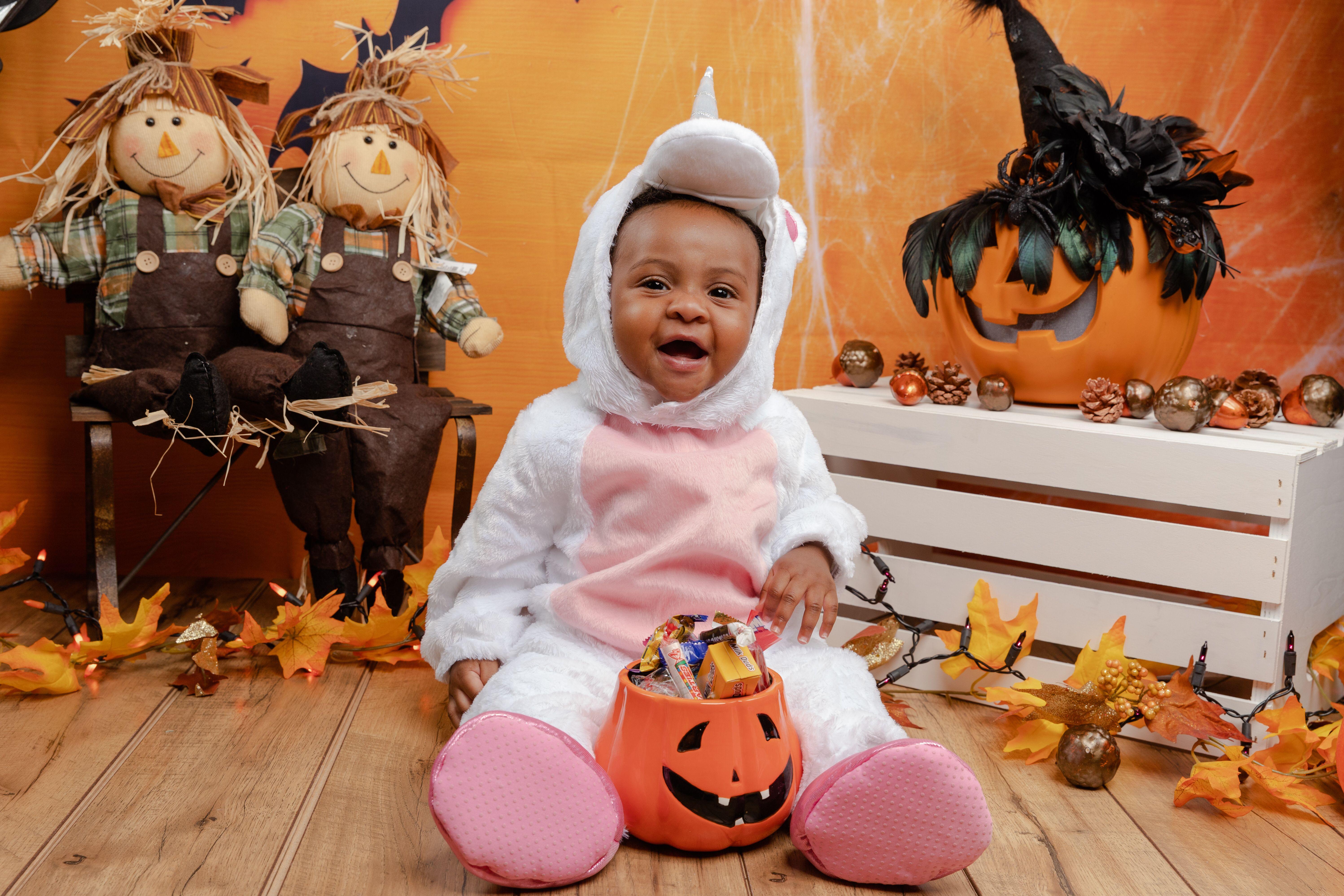 Halloween Photoshoot Halloween Mini Session Halloween