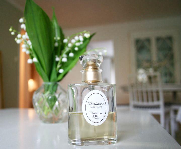 dior parfym liljekonvalj