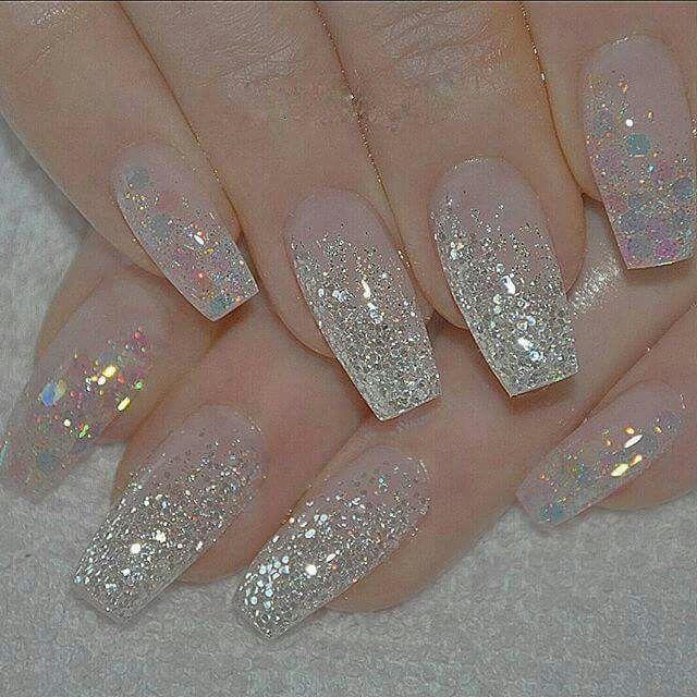Uñas acrilicas   Satén   Pinterest   Diseños de uñas, Uñas acrílico ...