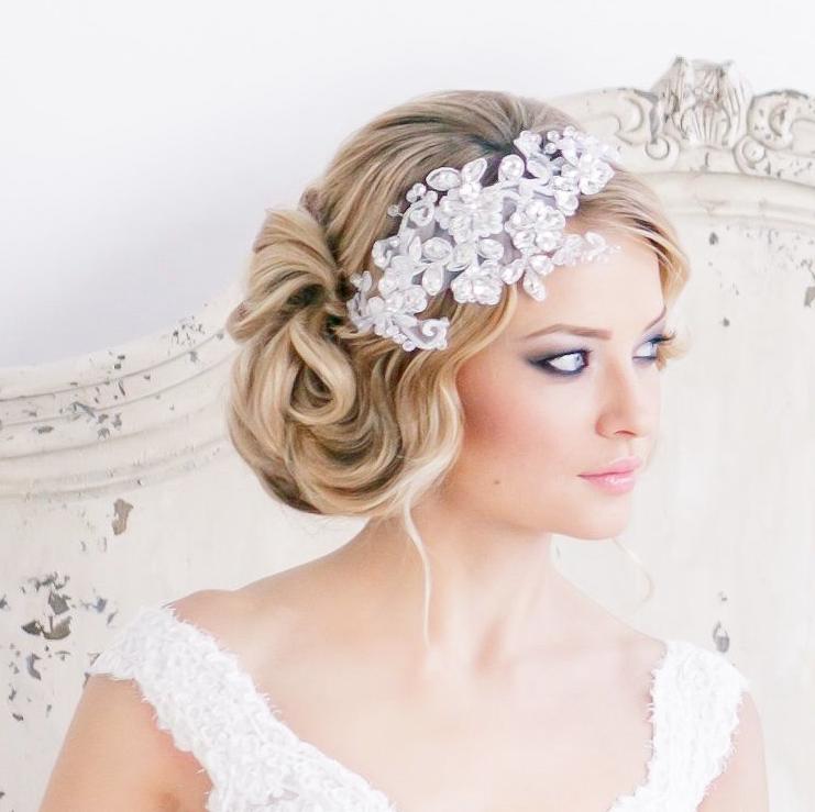 Brilliant 1000 Images About Bridal Hairstyles On Pinterest Updo Wedding Short Hairstyles Gunalazisus