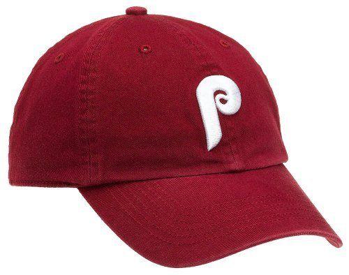 e187f2b243dd52 MLB Philadelphia Phillies 1979 Cooperstown Franchise Fitted Baseball Cap,  Large '47 Brand. $21.25
