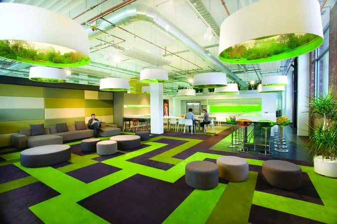 Break Out Space At Norman Disney Amp Young Office Melbourne