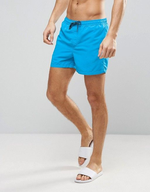 ea9e5d8d20 Jack & Jones Swim Shorts Sunset In Blue | asos men | Jack jones ...
