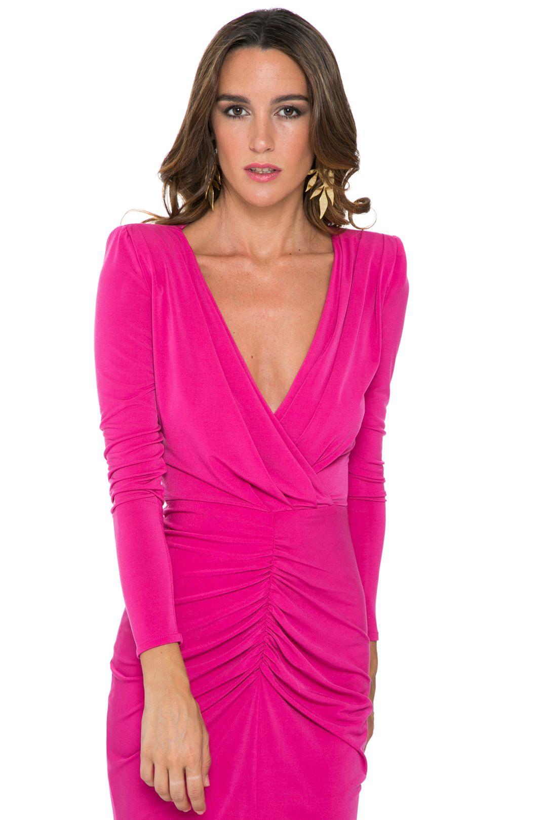 Vestido Eugenia Buganvilla | Estilo | Pinterest | Alquiler de ...