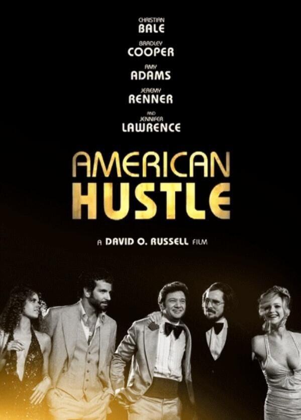 Jennifer Lawrence, American Hustle poster | Jennifer ...