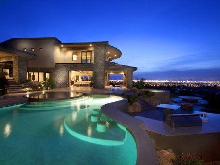 Beach House Las Luxury Mansions Favim Com 313724 Large Large