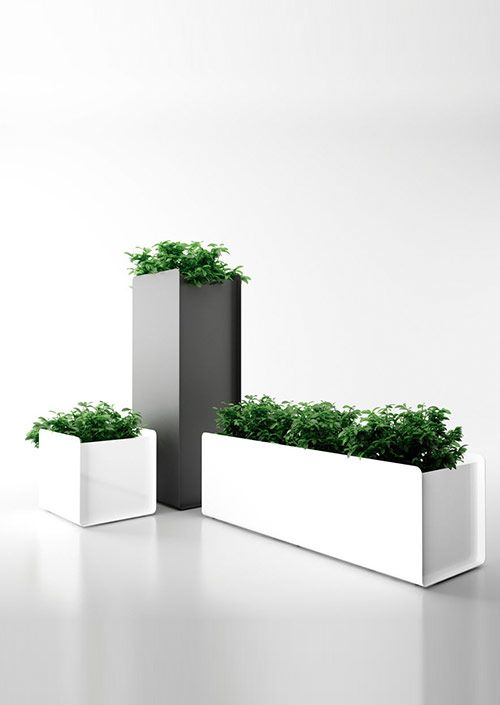 Pinterest & CREPE Planters | Magnuson Group | accessories + worktools in ...