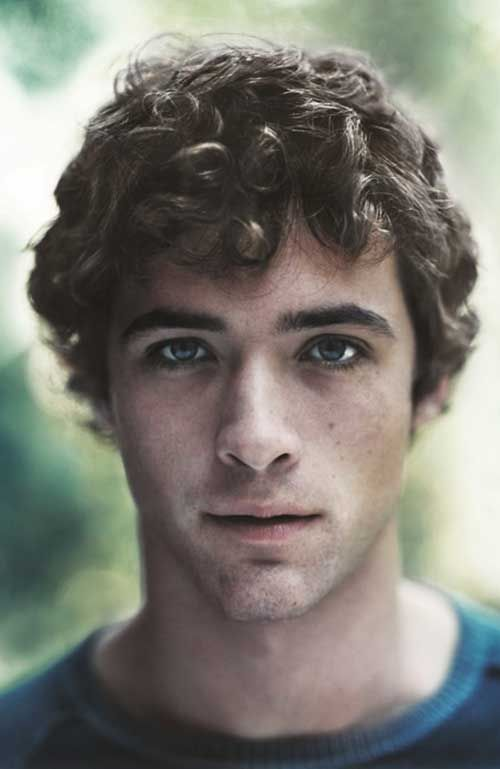 20 Curly Hairstyles for Boys  Curly Men Hairstyles  Boys Hair