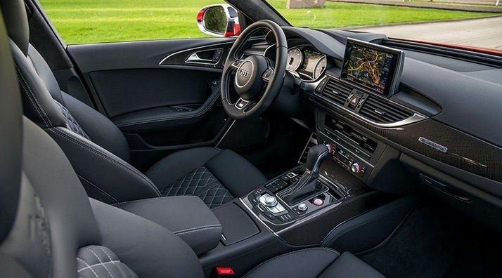 2016 Audi S6 Saloon Interior
