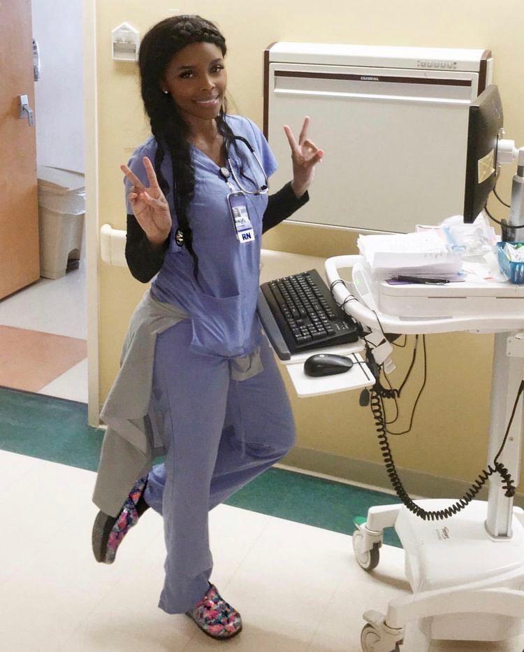 Idea by gracieeeeee on black girl magic Women nurse