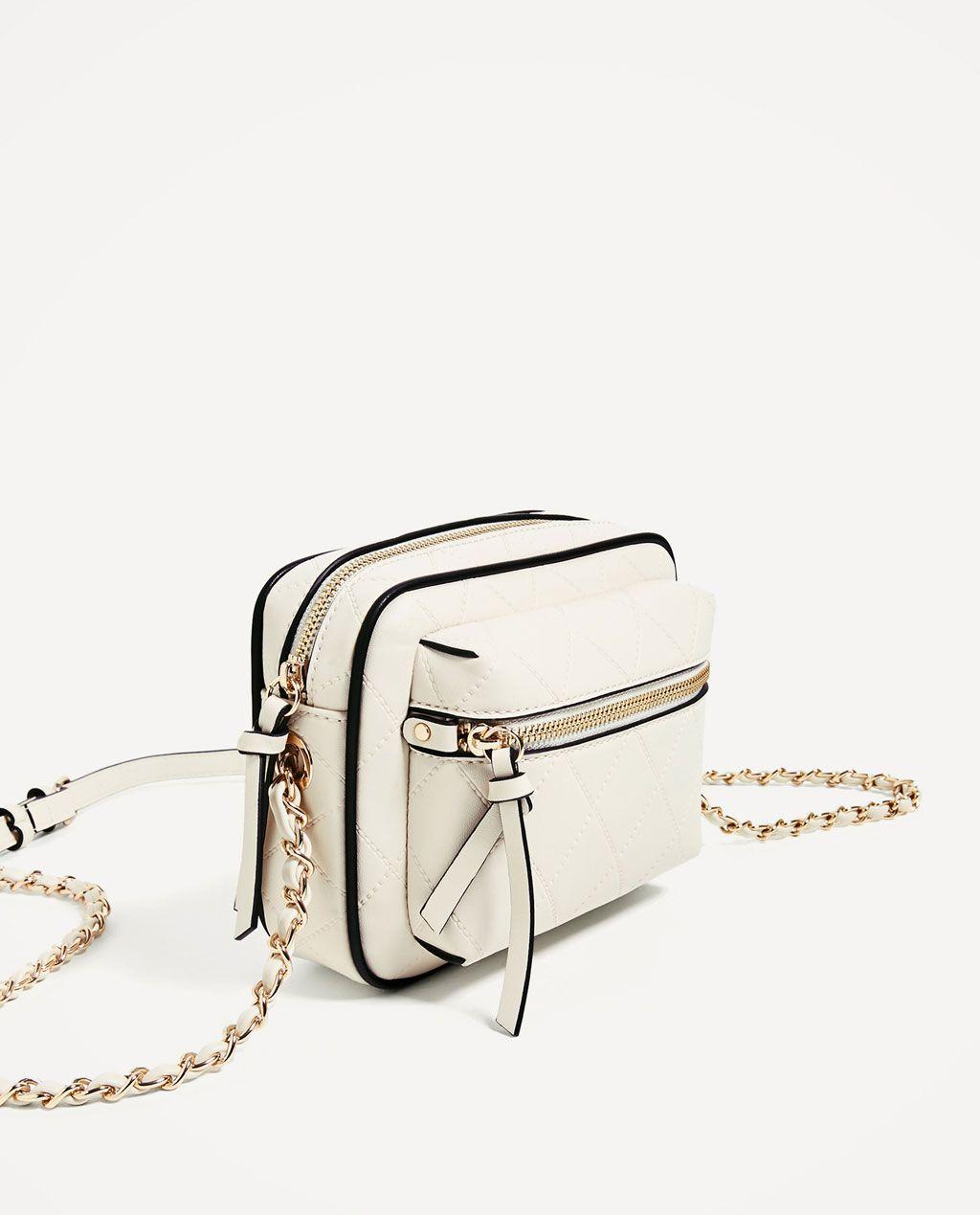 6cf69099c5f7 CROSSBODY BAG WITH POCKET-Crossbody bags-BAGS-WOMAN | ZARA United States