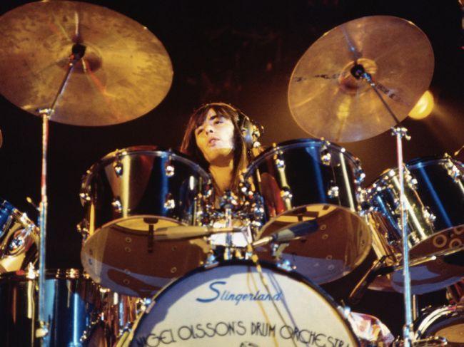 Nigel Olsson Born 10 February 1949 Wallasey Cheshire England United Kingdom Is An English Rock Drummer Singer Musician Drummer Elton John Songwriting