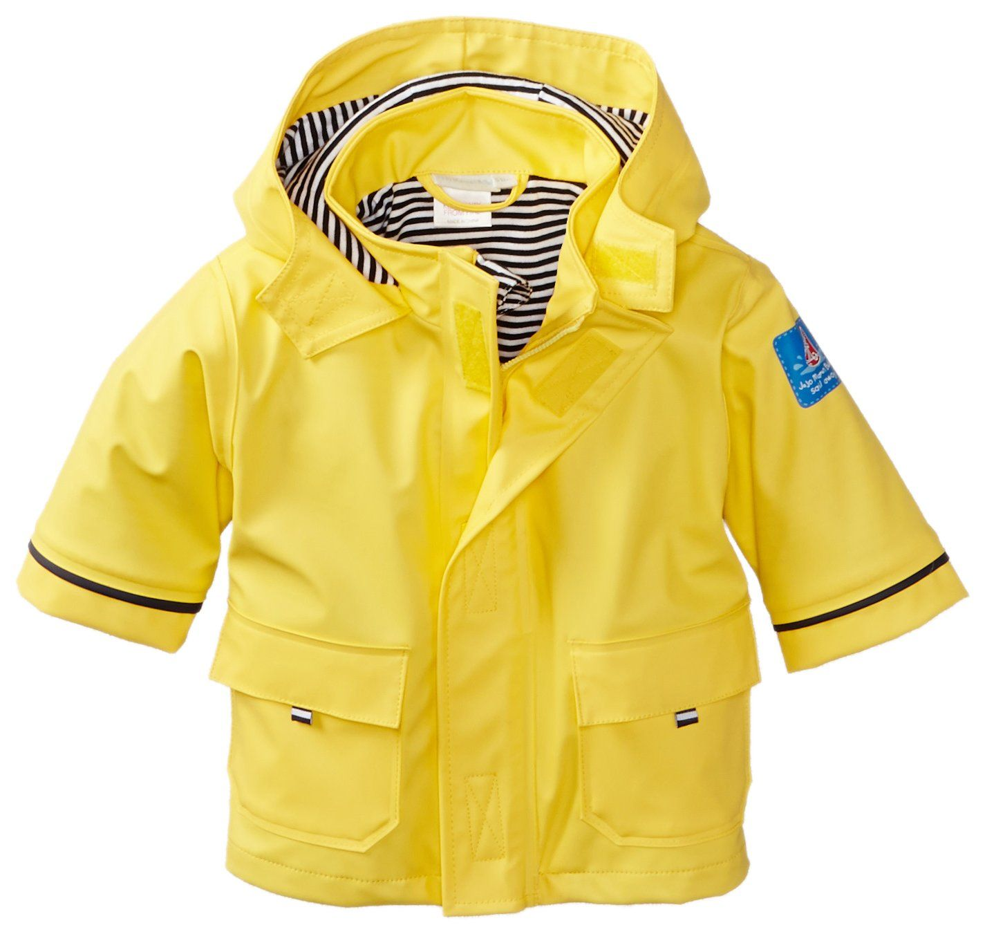 a9373981f Amazon.com  JoJo Maman Bebe Unisex-Baby Newborn Fisherman s Jacket ...