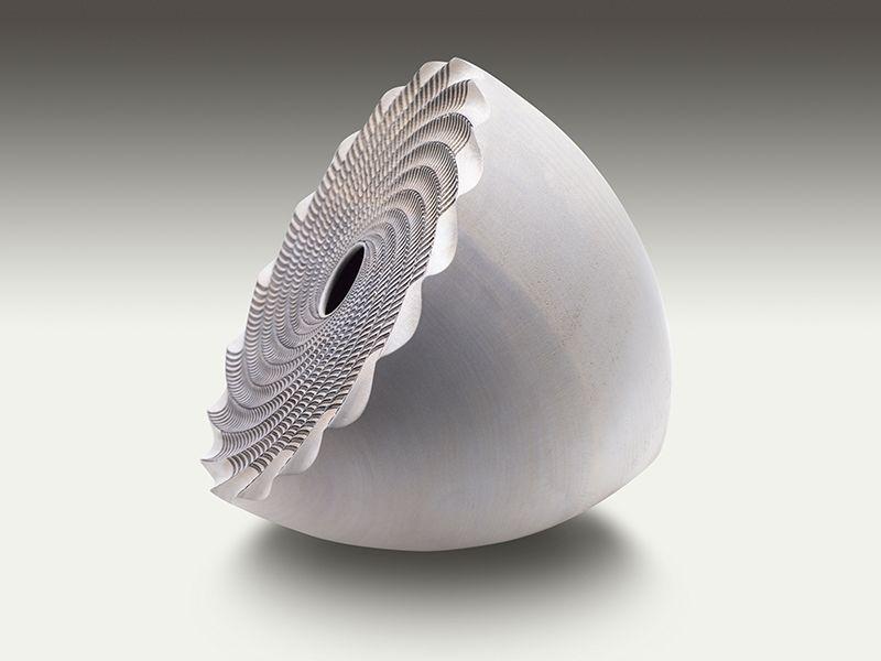 Torbeil, 2014  |  platane blanchi  |   d 18 x h 14 cm
