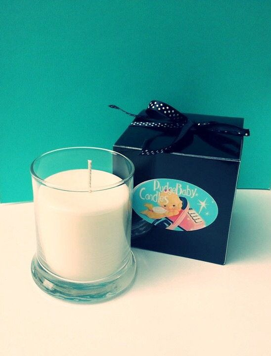 Bedtime Bath 12 oz. Soy Candle by PudgeBabyCandles on Etsy, $20.00