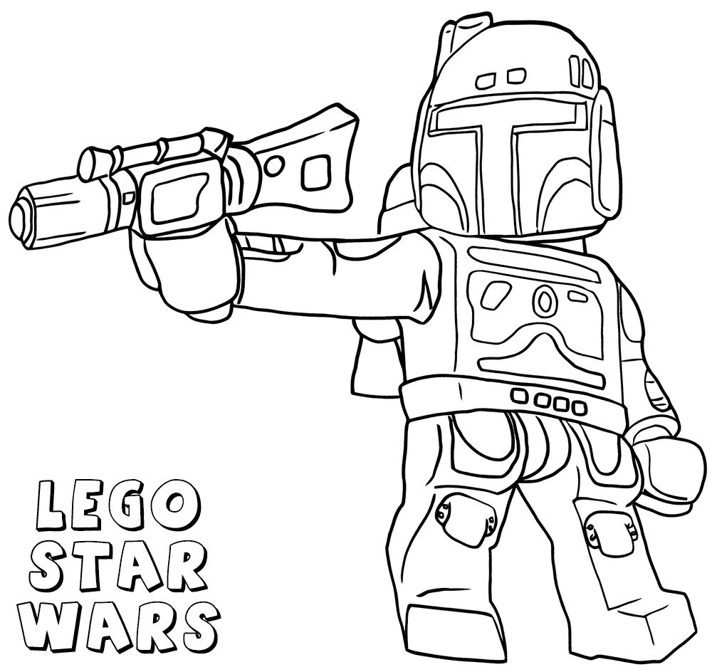 Lego Stormtrooper Coloring Pages Gallery Lego coloring