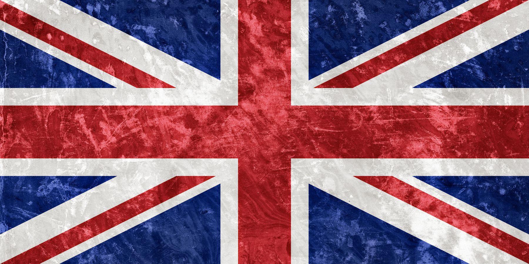 un drapeau anglais pour un petit d u00e9jeuner anglais    quoi de plus naturel