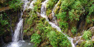 Wasserfall le Cascate Varone