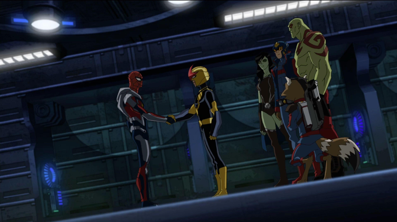 ultimate spiderman sam alexander | Ultimate Spider-Man ...