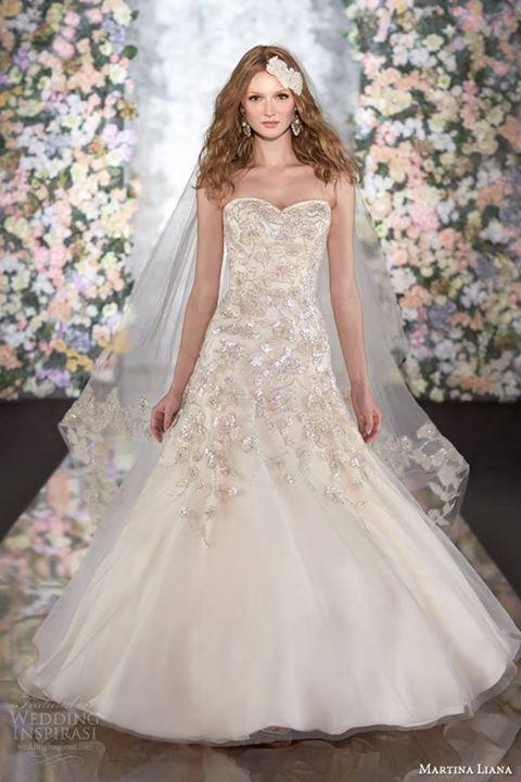 Martina Liana 2014 Wedding Dresses