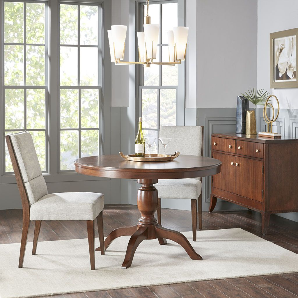 Eleanor Round Table Madison Park Signature Mps121 0192 Solid