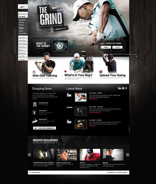 Brian Brooks Design Art Direction Ky Or Mn Web Design Unique Website Design Web Design User Interface