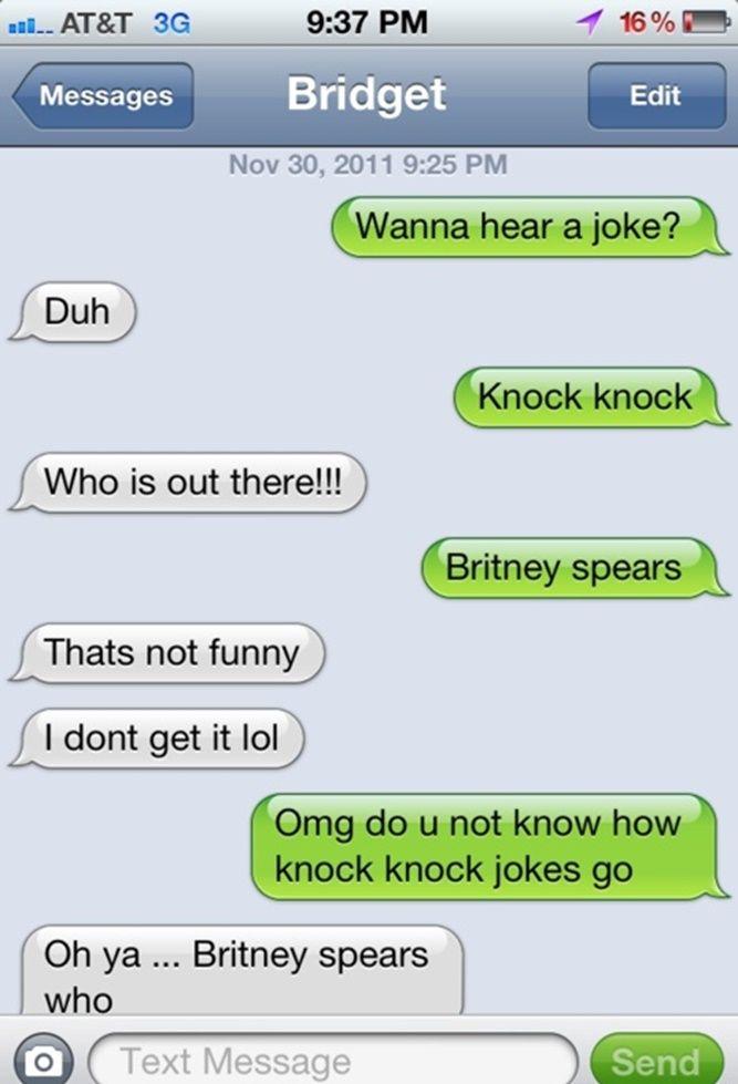 Hilarious Blonde Jokes Dirty