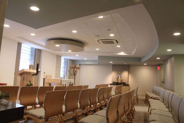 Catholic Central High School Chapel Renovation