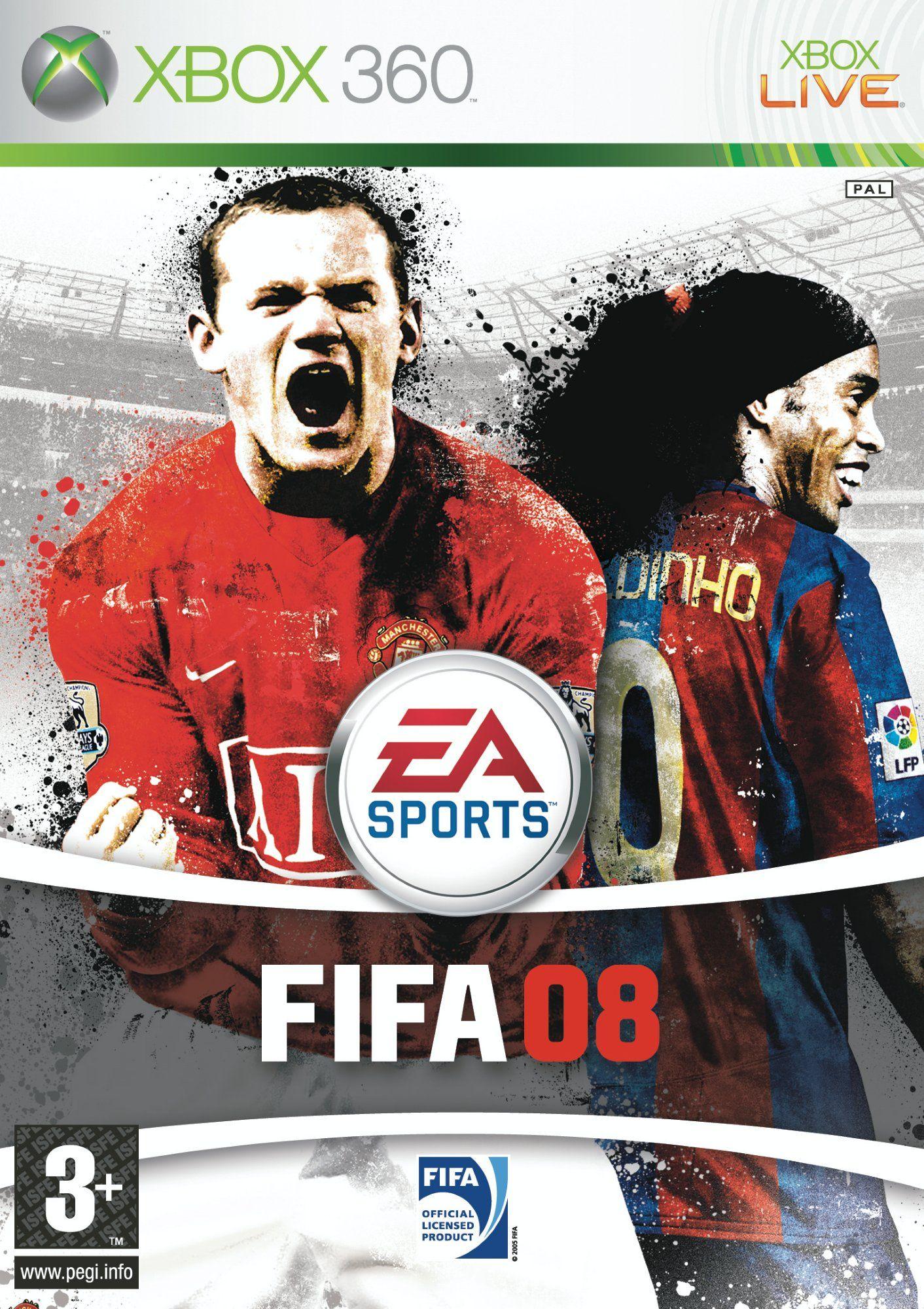 Fifa 08 2007 Fifa Temporada De Fútbol Descargar Fifa