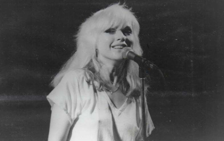 Blondie @ The Roundhouse 1977