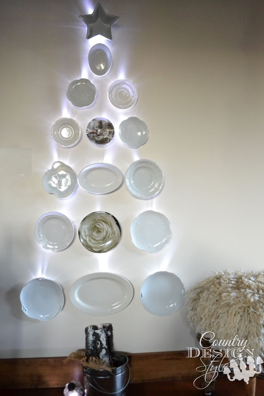 Dish Christmas Tree | Christmas tree, Ornament and Unique christmas ...