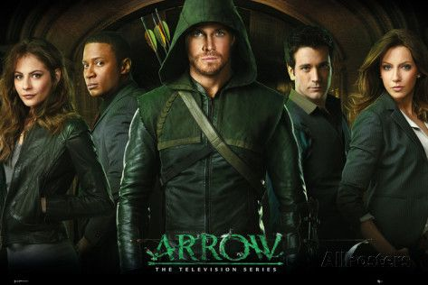Arrow Group Poster Wall Decals Arrow Tv Series Arrow