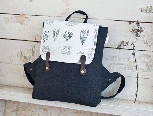 Как сшить рюкзаки модные рюкзаки для девушек