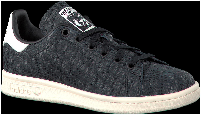 zwarte adidas sneakers stan smith dames