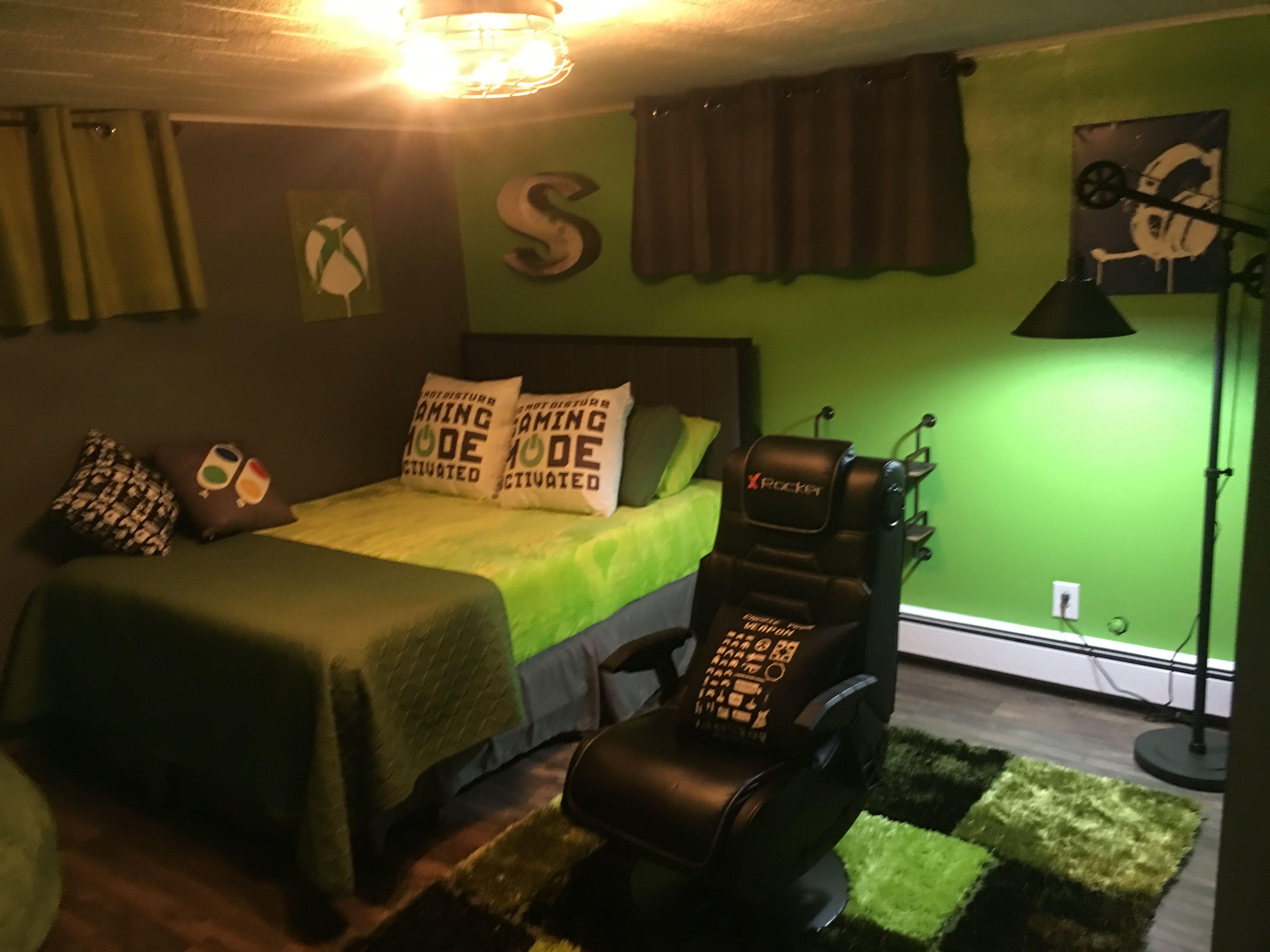 Modern Bedroom Design Gaming Trendecors