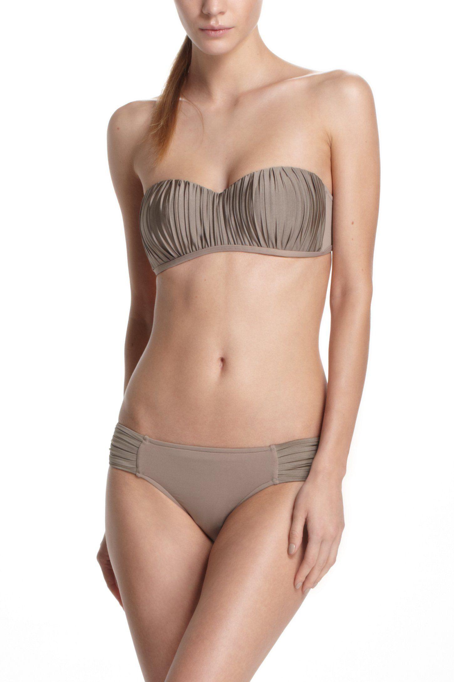 Seafolly Goddess Kiara Bikini Bottoms - Anthropologie.com