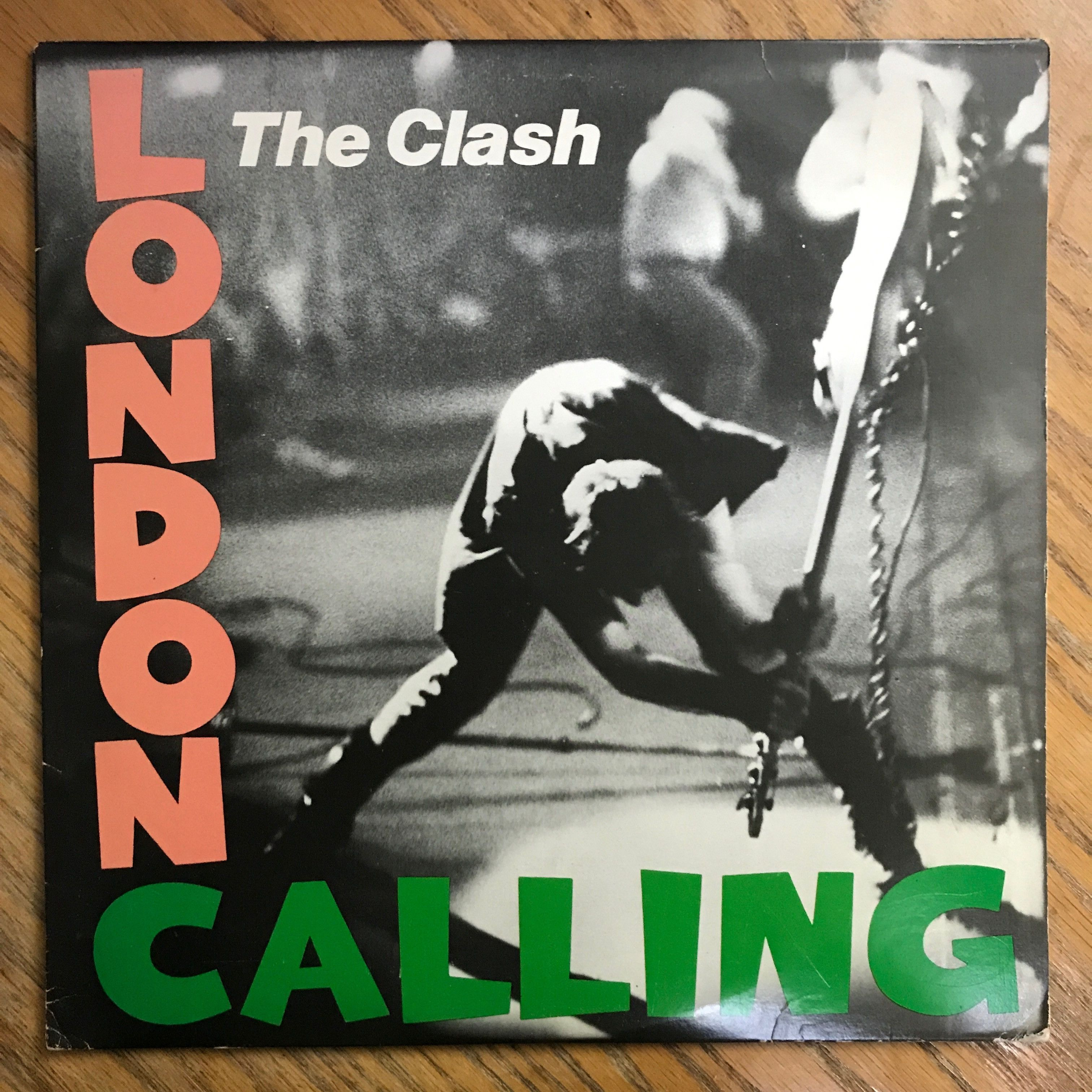 Clash London Calling Used 2 X Lp Products London