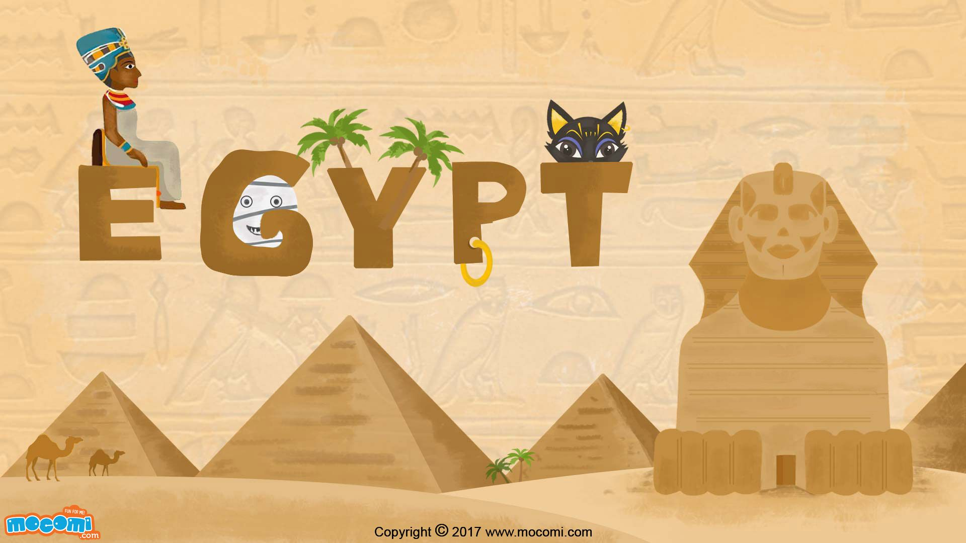 Egypt Facts And Information