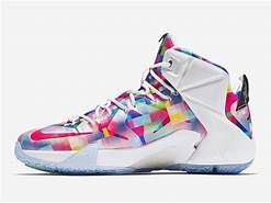 best sneakers 8109a 6fddd LeBron James Fruity Pebbles sneakers images - AOL Image ...
