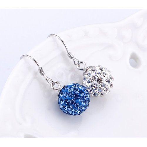 5c6ab01639 Elragadó gömb 925 ezüst fülbevaló mindennapi viseletre   Fülbevalók ...