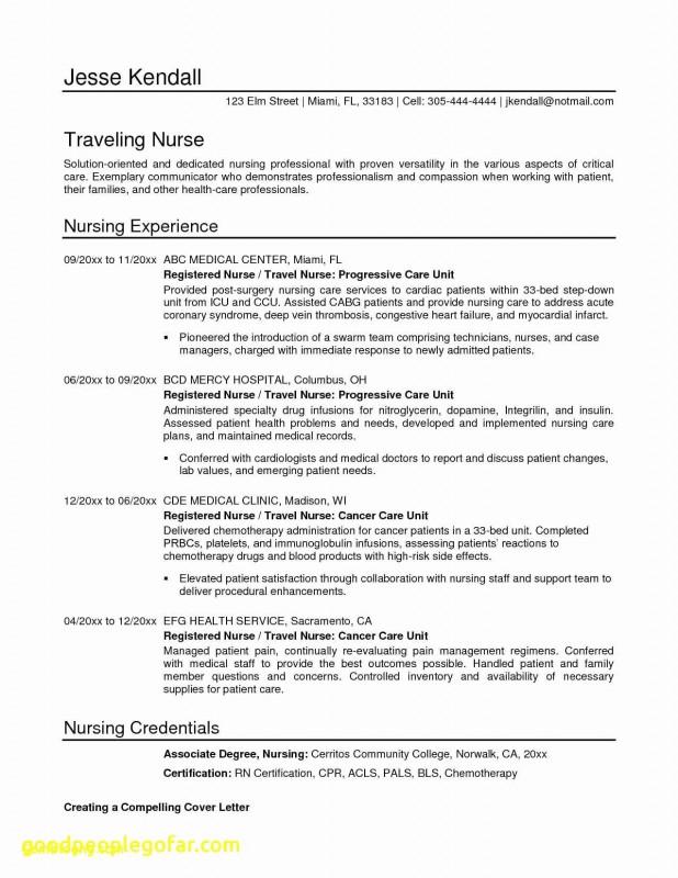 Template For Evaluation Report New Sample It Risk Assessment Report Glendale Community Best Te In 2020 Nursing Resume Examples Cover Letter For Resume Nursing Resume
