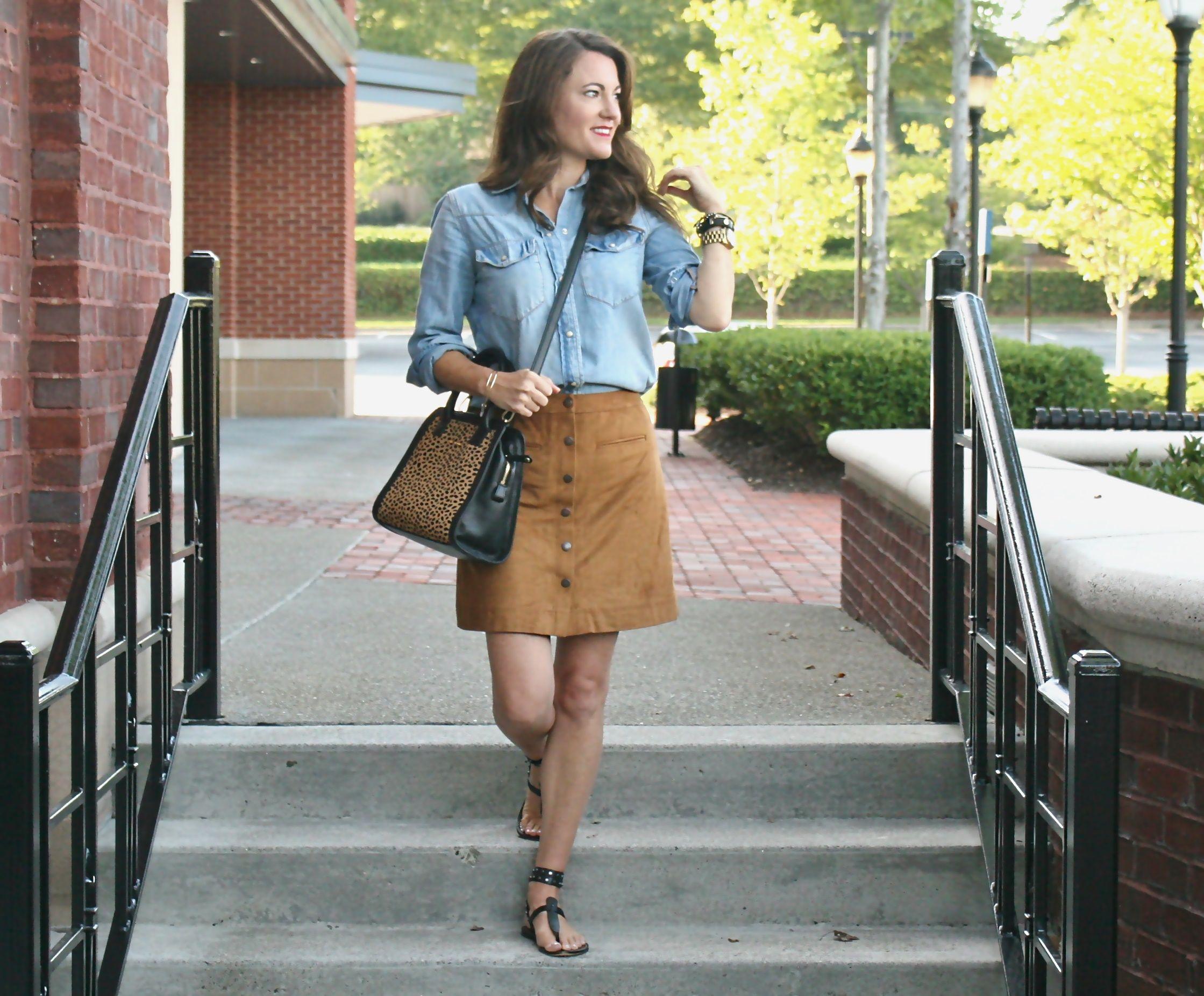 brown suede skirt | suede skirt, brown suede and brown